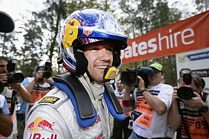 WRC Preview Sébastien Ogier in 'Historic' run at Rallyday 2013