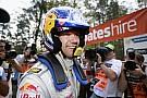 Sébastien Ogier in 'Historic' run at Rallyday 2013