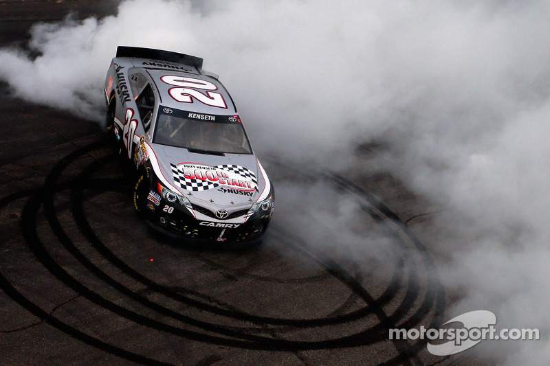 JGR: Saving the best for last with Kenseth, Busch