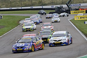 BTCC Preview Teams and drivers blasts into Silverstone for penultimate event of 2013 season