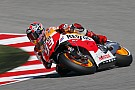 Bridgestone: Marquez takes control in opening day at Motorland