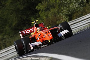 Formula 3.5 Practice report Top ten effort for AVF in Le Castellet practice