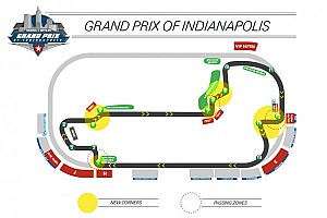 IndyCar Breaking news Brand new layout for Grand Prix of Indianapolis