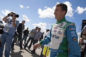NASCAR Sprint Cup Preview Allmendinger on track at Kansas