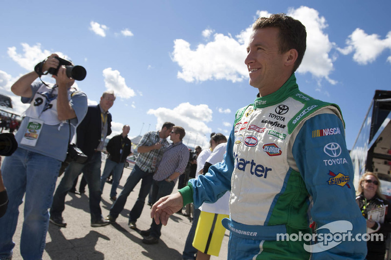 Allmendinger on track at Kansas