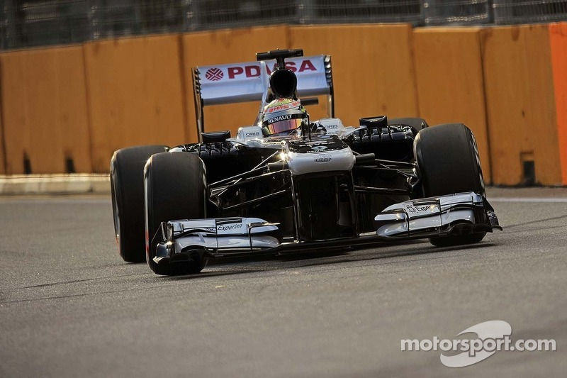 Williams' drivers Maldonado and Bottas ready for Korea challenge