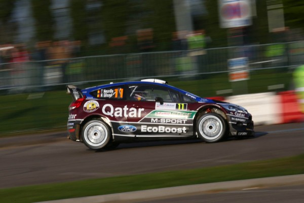 Shrewd Neuville in front after day one in France
