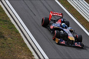 Formula 1 Race report Frustrating race for Scuderia Toro Rosso at Yeongam