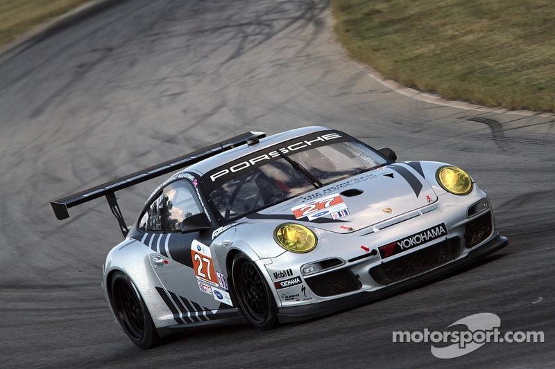 Dempsey Racing finishes a fast but frustrating sixth in the Oak Tree Grand Prix at VIR