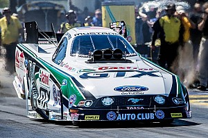 NHRA Race report Langdon, J.Force, Coughlin and Smith earn wins at Maple Grove Raceway