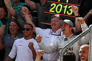 Formula 1 Breaking news Mercedes denies Brawn's team exit decided
