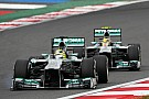 Mercedes drivers want Brawn to stay