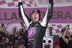 Kyle Busch Foundation Project Pink effort proves successful with victory
