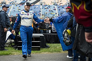 Gilliland guns for first Cup win at Talladega