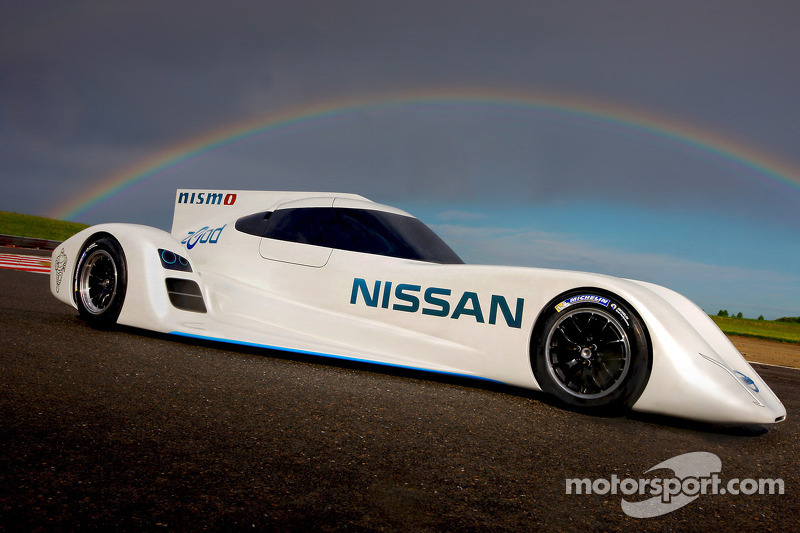 Nissan ZEOD RC makes public debut in Japan this weekend