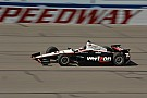 Team Penske dominates qualifying in Fontana