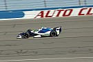Tony Kanaan finishes on podium in final race