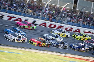 NASCAR Sprint Cup Commentary Talladega is not worthy of a Chase race