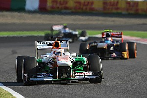 Force India drivers keep hopes high for Indian GP