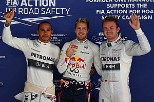 Vettel grabs third consecutive Indian Grand Prix pole