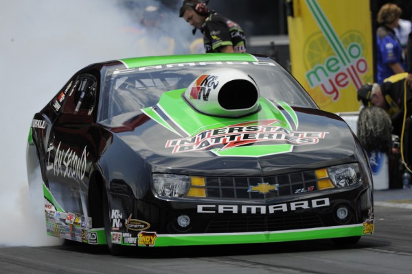J.Force, Langdon, Edwards and Arana Sr. take top qualifying spots at Las Vegas