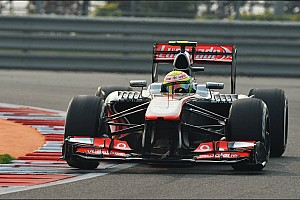 Top 5 finish for Perez at India