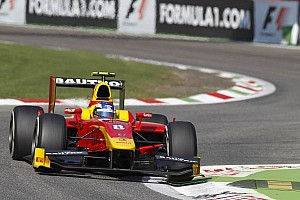 GP2 Practice report Leimer leads the way in free practice at Yas Marina Circuit