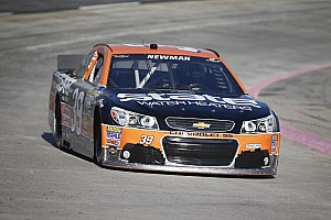 NASCAR Sprint Cup Preview Newman honors Veteran's Day at PIR