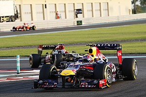 Formula 1 Breaking news Managing tyre situation in 2013 'just luck' - Newey