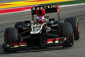 Formula 1 Breaking news Kovalainen in the running for 2014 seat - Lotus