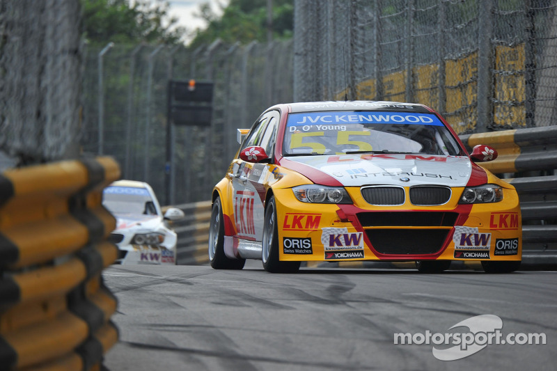 O'Young claims three points in Macau to finish season sixth in Independent