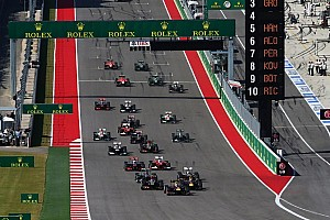 Viewership of Sunday's United States GP up 47 percent compared to 2012