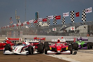 Indy Lights Breaking news Lloyd Read to race for BHA Lights Team in 2014