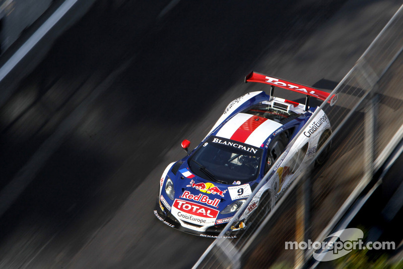Sébastien Loeb Racing: A podium finish in Baku to end the season