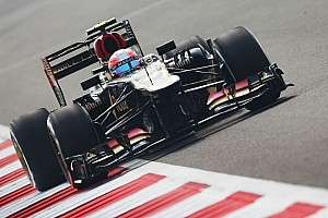 Formula 1 Breaking news Maldonado joins Lotus, Grosjean continues with new contract