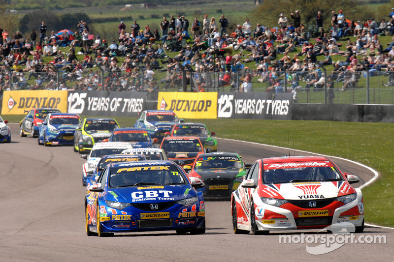 Capacity entry confirmed for 2014 BTCC season