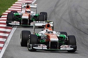 Formula 1 Force India still to name Hulkenberg's teammate