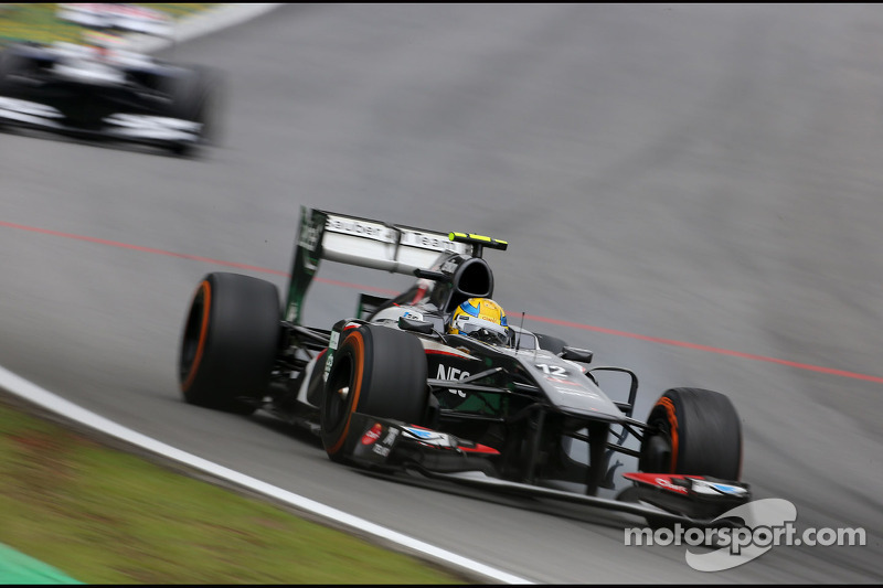 Sauber's Gutierrez visits Caterham HQ - reports