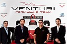 Leonardo Dicaprio and Venturi Automobiles to launch Formula E electric race car team