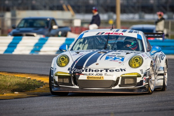 Porsche in ALMS: One last look before the new era begins - video