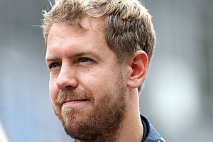 World champion Vettel to become father