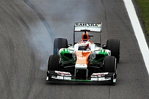 Formula 1 Breaking news Di Resta admits Perez likely to replace him