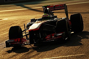 Formula 1 Breaking news Perez hopes to impress 'top team' in 2014