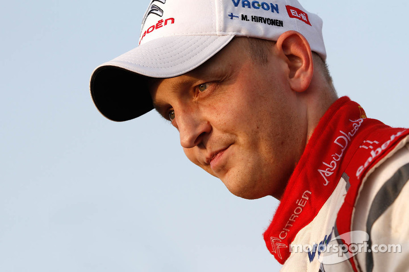 M-Sport confirm Hirvonen and Evans for 2014