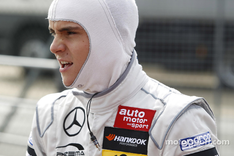 Lucas Auer to race for the kfzteile24 Mücke Motorsport team