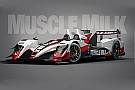 First time for Graf and Lucas Luhr with the ORECA 03 LMP2