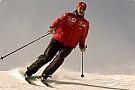 Michael Schumacher hospitalized after ski accident