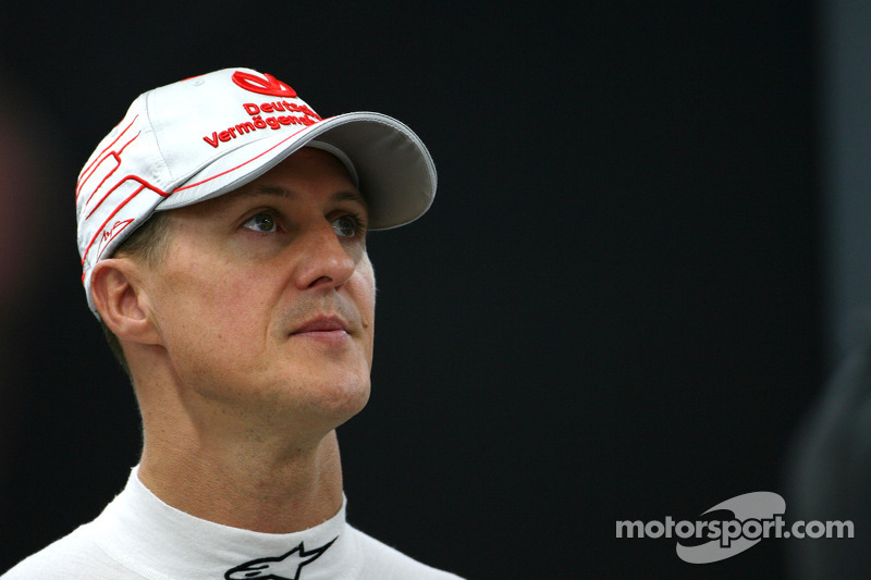 Schumacher's condition improves - doctors hopeful