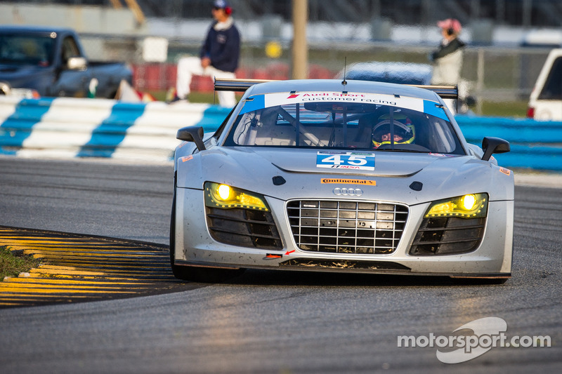 Pumpelly returns to Flying Lizard lineup