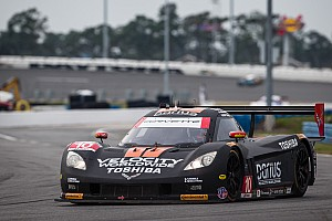 IMSA Testing report Wayne Taylor returned to the cockpit at Daytona